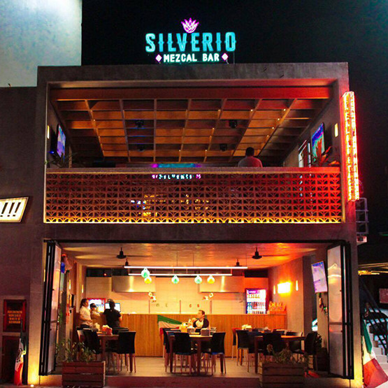 Silverio Mezcal Bar - Cover